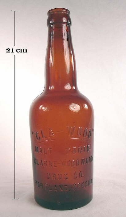 Hyperlink to an image of the Cla-Wood MaltTonic.