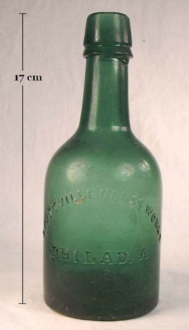 Hyperlink to an image of an early porter bottle.