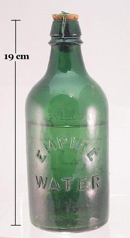 Hyperlink to a picture of the Empire Water bottle.