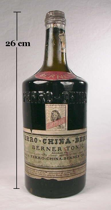 Hyperlink to an image of the Ferro-China tonic bottle.