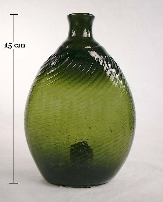 Hyperlink to a picture of a Pitkin flask.