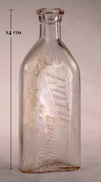 Hyperlink to an image of a druggist bottle with a collared ring finish.