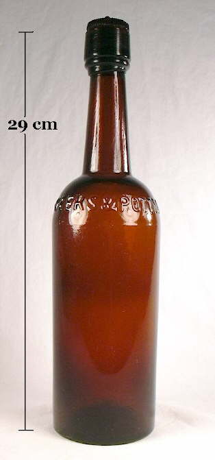 Hyperlink to an image of a mid 19th century liquor bottle with an inside thread finish.