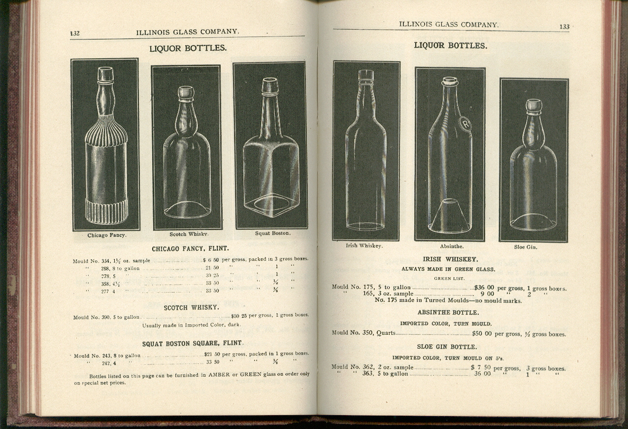 Hyperlink to pages 132-133 of the 1906 IGCo. catalog.
