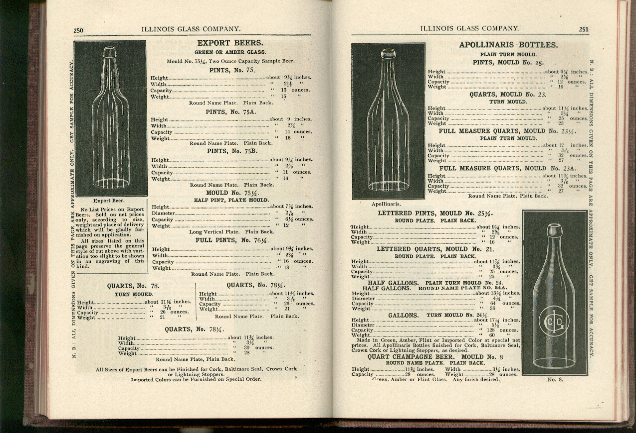Hyperlink to pages 250-251 in the IGCo. 1906 catalog.