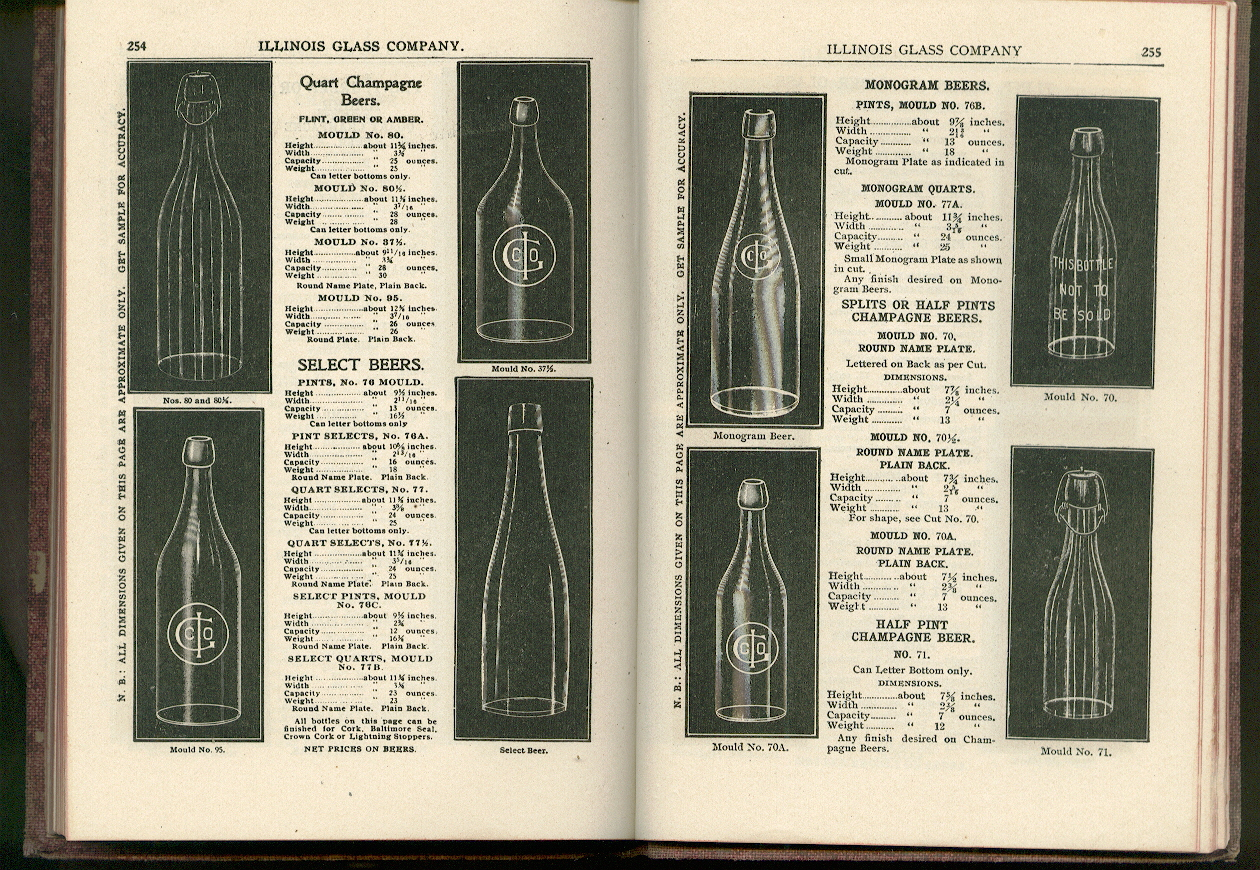 Hyperlink to these pages of the 1906 IGCo. catalog.