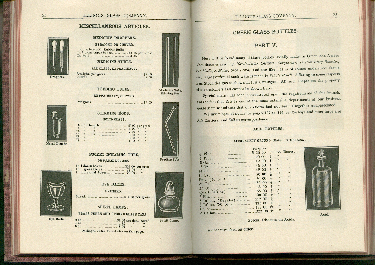 Hyperlink to pages 92-93 of the 1906 IGCo. catalog.