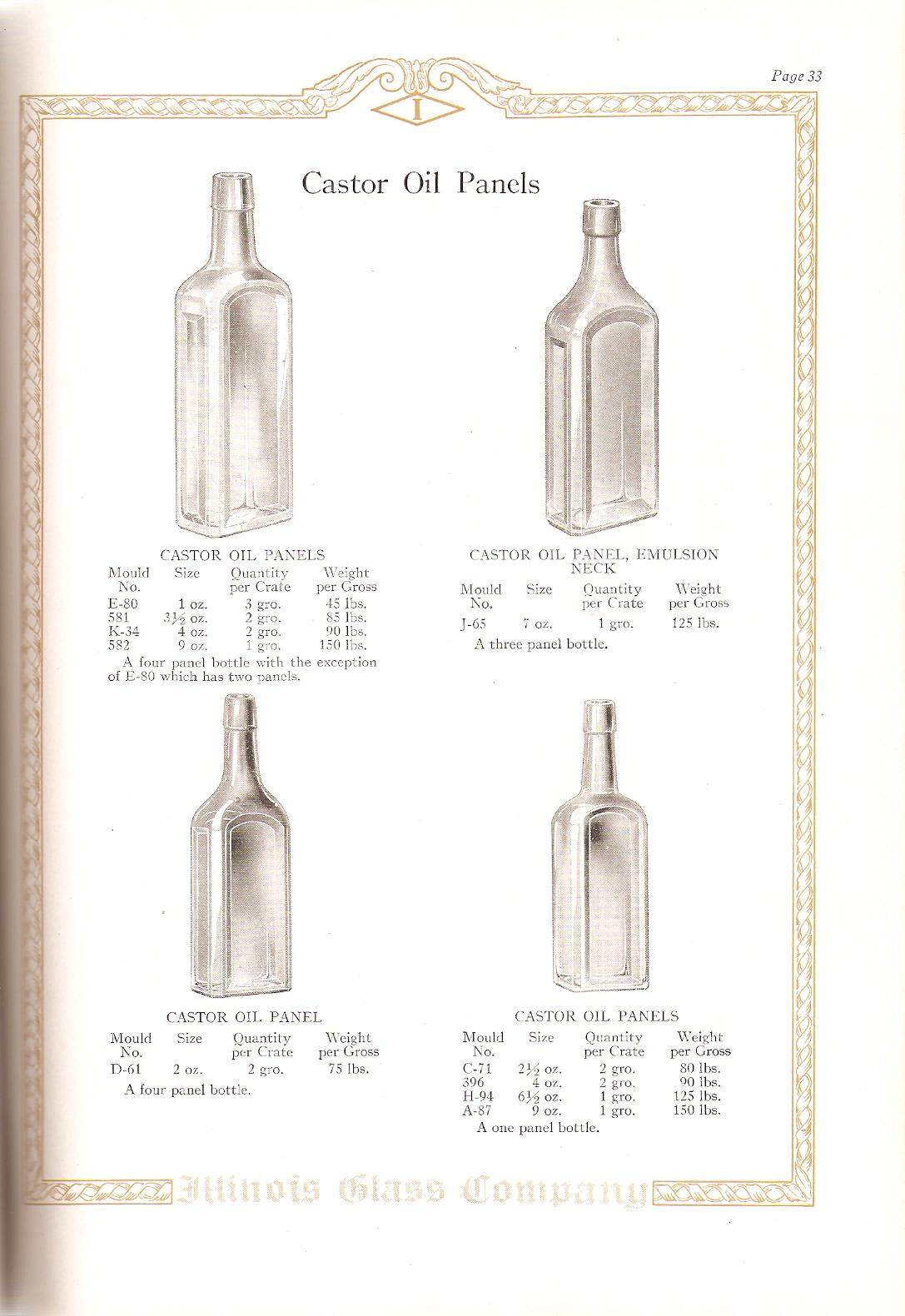 Illinois Glass Co  1926 Catalog