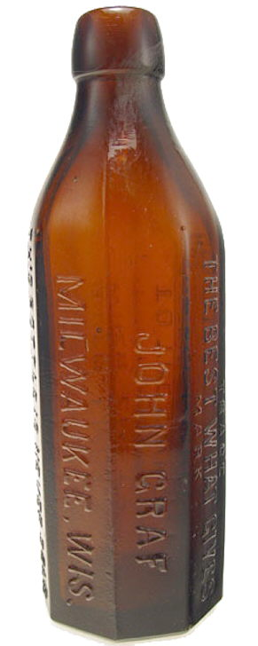 Hyperlink to an image of an 8-side beer bottle.