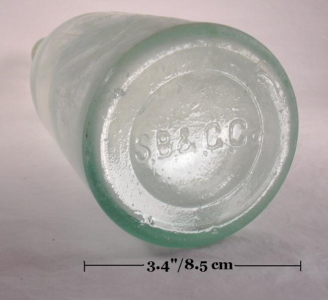 Hyperlink to a picture of this bottles base.