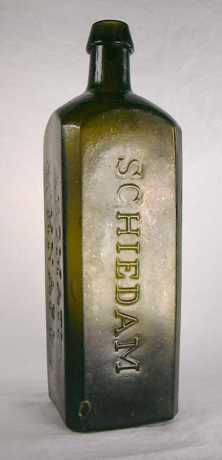 Hyperlink to an image of another side of this bottle.