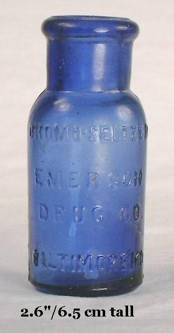 Hyperlink to an image of a Bromo Seltzer bottle.