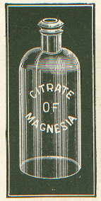1903 IGCo. catalog illustration of citrate bottle; click to enlarge.
