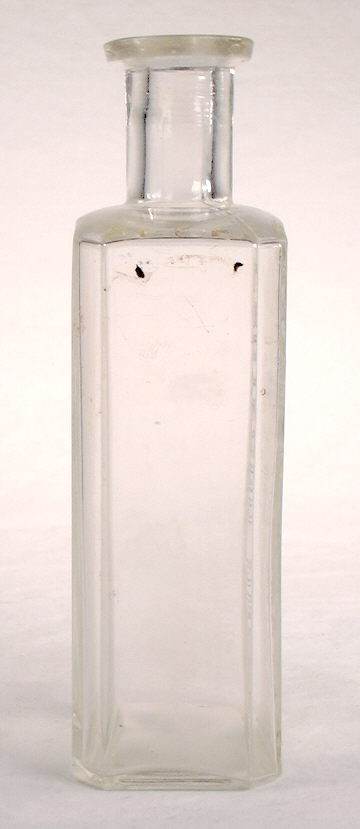Hyperlink to a side view of this druggist bottle.