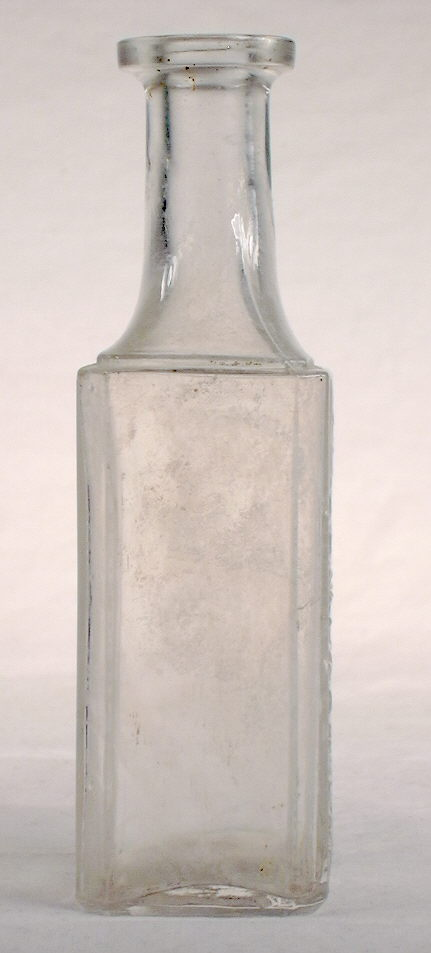 Hyperlink to a side view of this bottle.