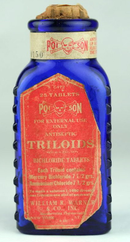 Hyperlink to an image of the Triloids bottle and the label.