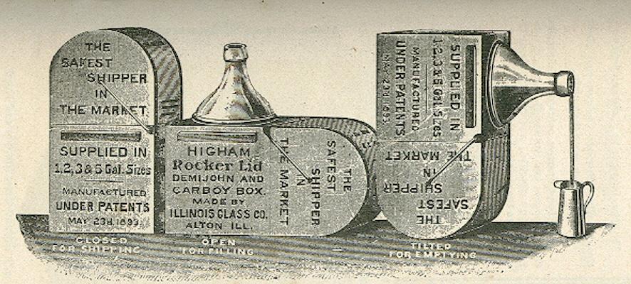 coca cola patent 1893