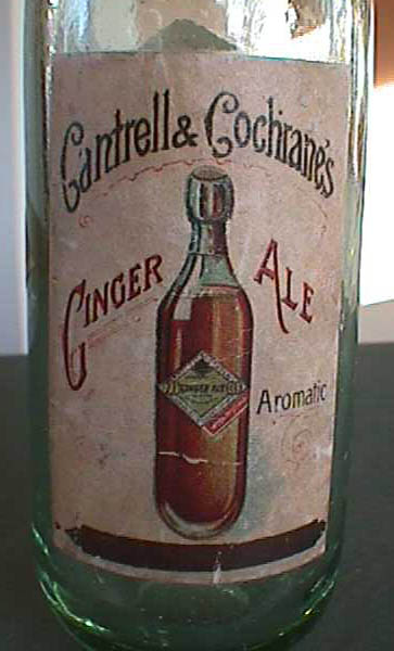 Hyperlink to an image of this bottles reverse label.