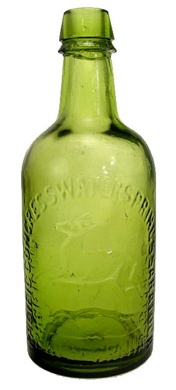 Hyperlink to an image of a Pacific Congress Water bottle.