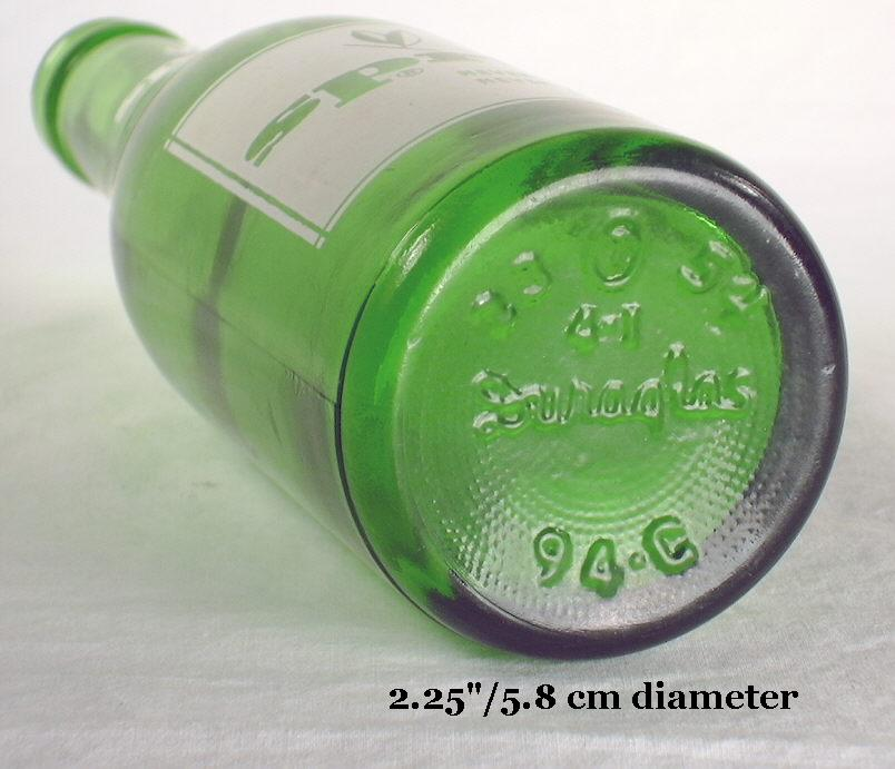 Hyperlink to a base view of this bottle.