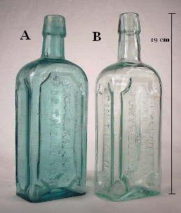 Full view of a pair of Hall's Balsam for the Lungs bottles.